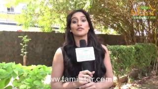 Regina Cassandra at Rajathandhiram Movie Press Show