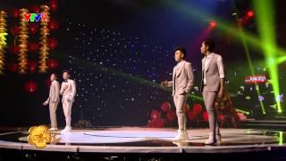 HƯƠNG TẾT VIỆT 2015 - LK XUÂN: Quốc Thiên, Đông Nhi,  Ngô Kiến Huy, Nhóm 365