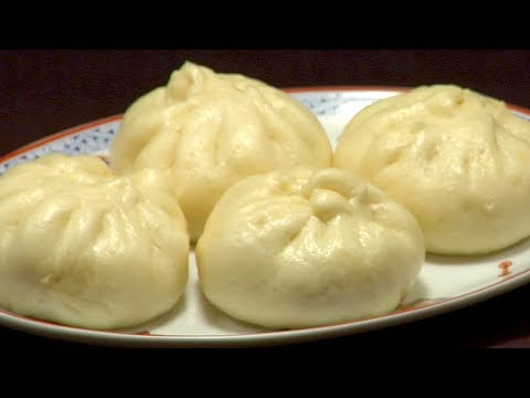 How to Make Nikuman (Chinese Steamed Pork Bun Recipe) | Cooking with Dog