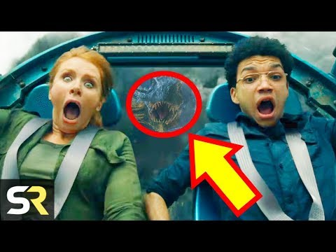 20 Jurassic World Fallen Kingdom Easter Eggs You Totally Missed - Thời lượng: 7 phút, 9 giây.