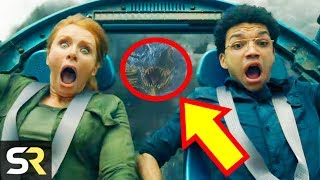 Video 20 Jurassic World Fallen Kingdom Easter Eggs You Totally Missed MP3, 3GP, MP4, WEBM, AVI, FLV Agustus 2018