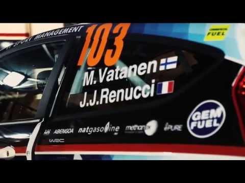 Vídeo resumen sábado Drive DMACK Fiesta Trophy WRC Rallye Portugal 2015, Max Vatanen continúa líder