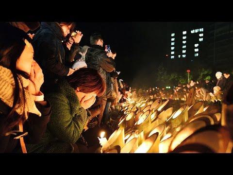 阪神・淡路大震災21年、祈り重ね未来へ