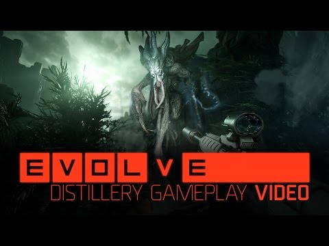 Evolve – Distillery Gameplay Demo