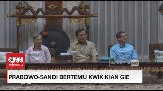 Download Video Prabowo-Sandi Bertemu Kwik Kian Gie, Ini yang Dibahas MP3 3GP MP4