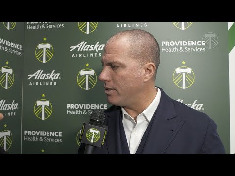 Video: Giovanni Savarese discusses his arrival in Portland