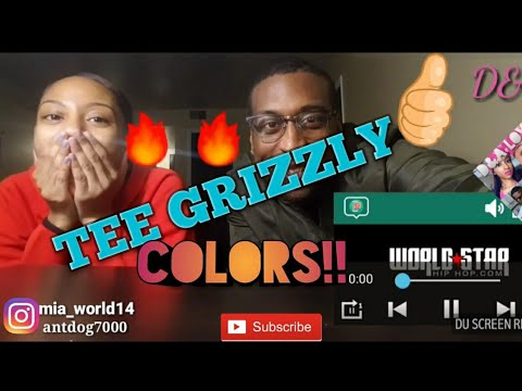 "Tee Grizzley ""Colors"" (WSHH Exclusive - Official Music Video)(REACTION)"