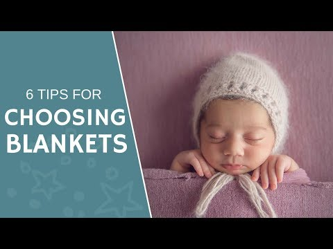 Newborn Photography Props | 6 Tips for Choosing Blankets