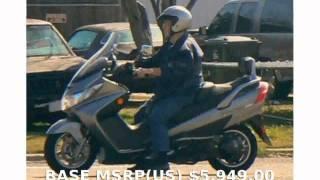 9. 2008 Suzuki Burgman 400 - Info