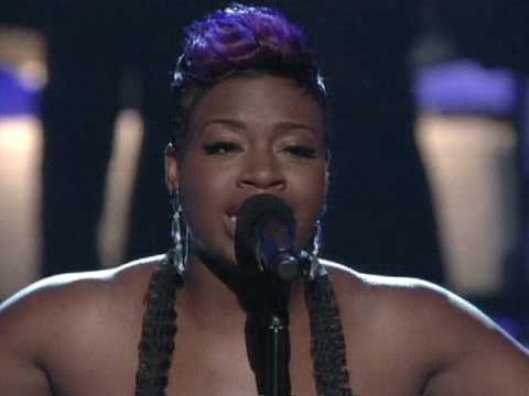 FANTASIA - Somebody Loves You Baby