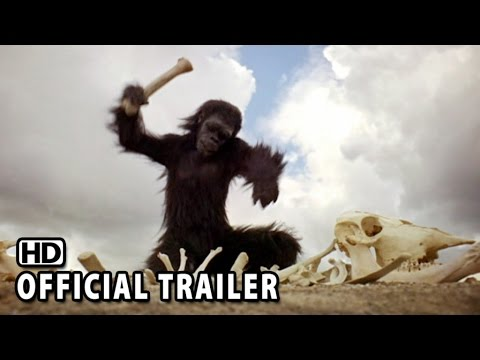 2001: A Space Odyssey Official Re-Release Trailer (2014) HD