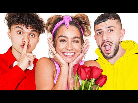 Surprising My Friend With His Dream Girl (Sommer Ray & Brawadis)