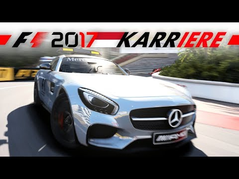 MONACO SAFETY CAR CHAOS – F1 2017 FERRARI SAISON #6 | Lets Play Formel 1 2017 Gameplay German