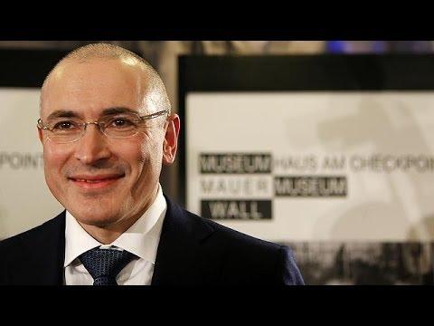 Khodorkovski souhaite agir en faveur des prisonniers politiques russes