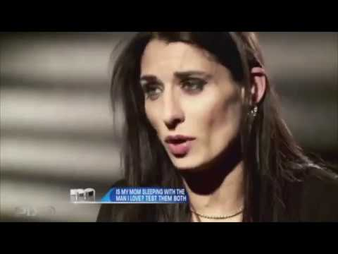 גילתה בטלוויזיה שהחבר שלה בוגד בה. אבל אז היא גילתה עם מי