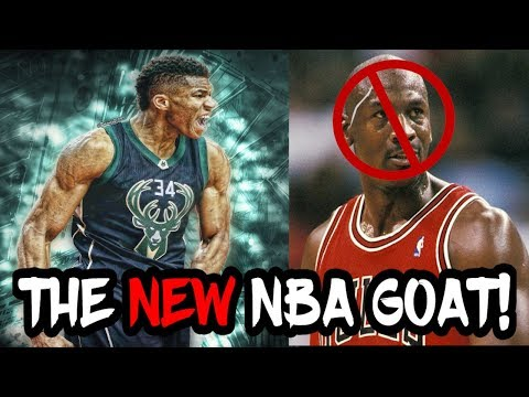 What If Giannis Antetokounmpo becomes the NBA GOAT?