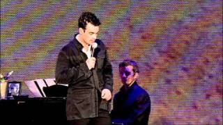 Robbie Williams - Mr. Bojangles ( Live at Knebworth )