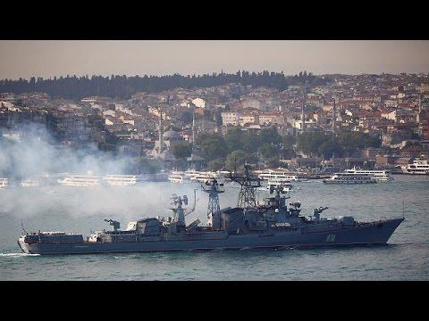 Ρωσικοί πύραυλοι από τη Μεσόγειο κατά του ΙΚΙΛ