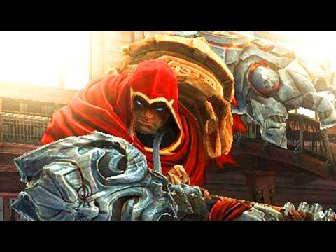 Gameplay Darksiders™ (CD-Key, Region Free)