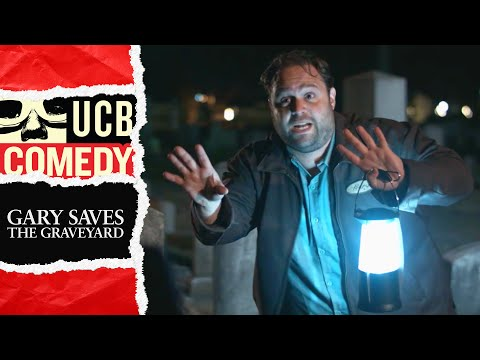 Gary Saves The Graveyard – Complete HD Web Series