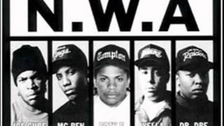 N.W.A - Real Niggaz (ICE CUBE DISS)