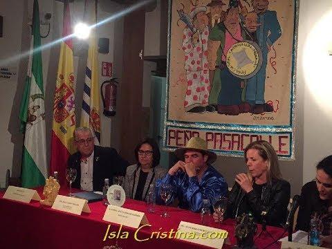 Entrega Premio «Antifaz de Oro-Juan Andrés Pardo Penalva» 2019