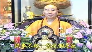 Kinh Vô Lượng Thọ Huyền Nghĩa tập 09 - Pháp Sư Tịnh Không
