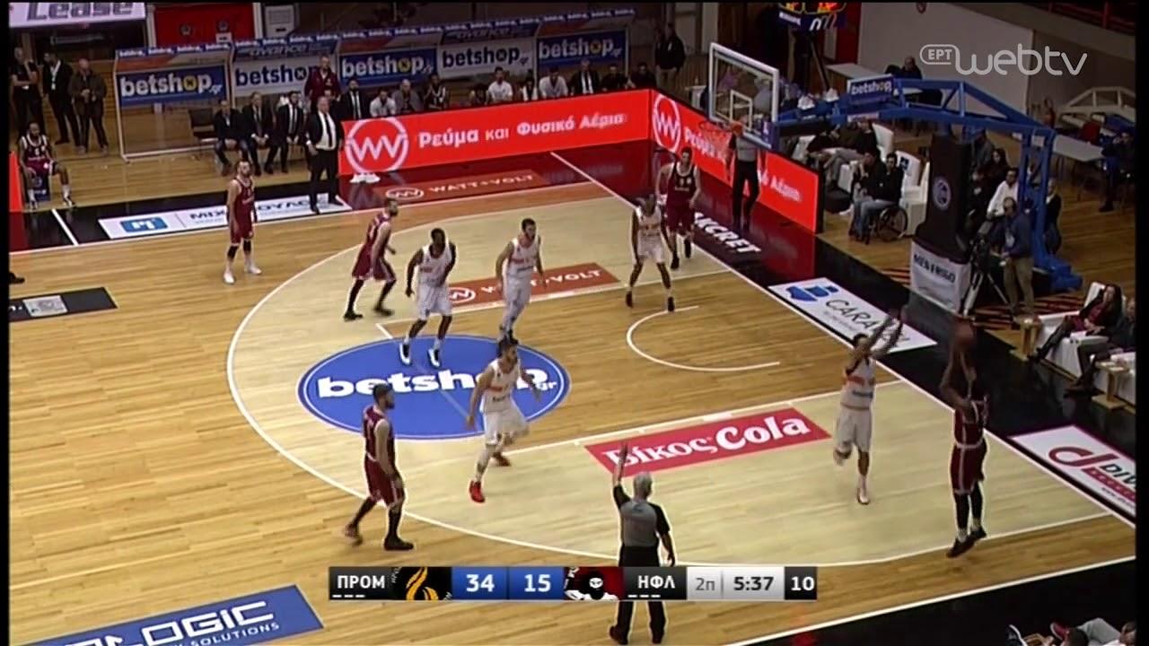 Basket League 2019-2020: ΠΡΟΜΗΘΕΑΣ – ΗΦΑΙΣΤΟΣ | HIGHLIGHTS | 01/02/2020 | ΕΡΤ