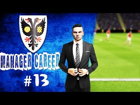 FIFA 15 Manager Career Mode Ep.13 - END OF THE ROAD?
