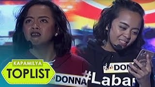 Video Kapamilya Toplist: From #Tulala to #WagAko: The journey of Funny One Season 2's grand winner Donna MP3, 3GP, MP4, WEBM, AVI, FLV Juli 2018