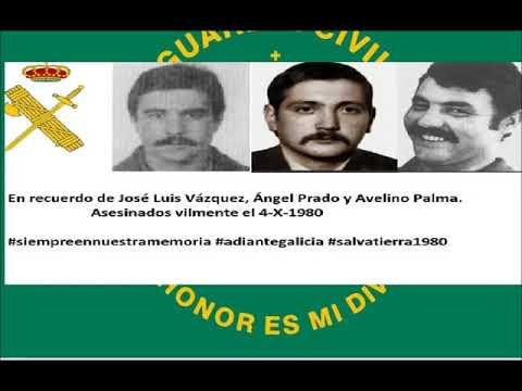 Salvatierra 1980. El asesinato del cabo Vázquez Platas y de los agentes Prado y Palma