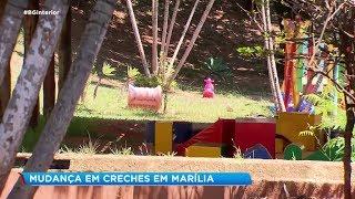 Transferência de alunos de creches para Emeis preocupa pais em Marília