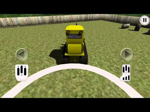 Video of Bulldozer Driver 3D