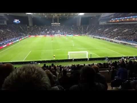 FC Porto 5-0 Leicester Golo André Silva