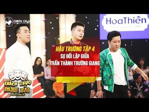 hậu trường Thách thức danh hài mùa 3 tập 4