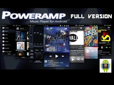 Descargar Reproductor Poweramp FULL 2015 actualizado ROOT (.apk) para celular #Android