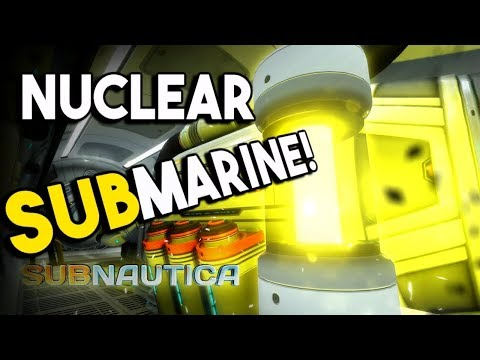 Subnautica - The New NUCLEAR SUBMARINE! - Starting Zone Of The Arctic DLC!? - 1.0 Full Release (видео)