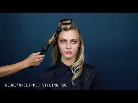 Style with a Deep Side Part