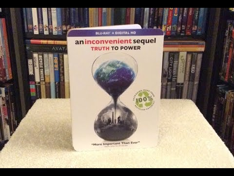 An Inconvenient Sequel: Truth To Power BLU RAY UNBOXING + Review