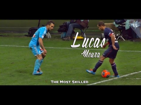 Lucas Moura - The Most Skilled Ever |PSG  |HD| (видео)