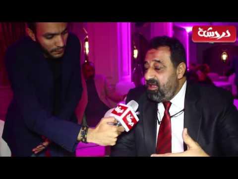 مجدى عبد الغنى : أطالب الرياضين بدعم بلدهم