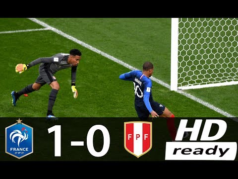France vs Peru  | 1-0  | All Goals & Highlights  | 2018 HD World Cup(From stands)  |