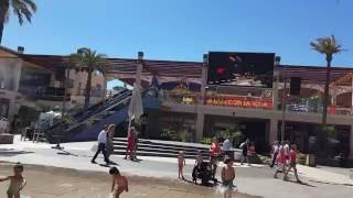 Torrevieja Spain  city photo : Torrevieja, Spain, Mall and Shopping Centre, Summer 2016