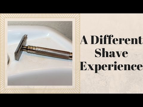 experience - See http://sharpologist.com/2014/07/different-shave-experience.html for more info. And check out my free, 42 page ebook on making your shave enjoyable at http://sharpologist.com/enjoy . I...