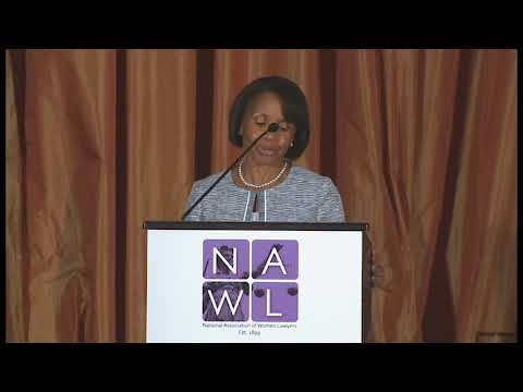 2017 M. Ashley Dickerson Award Acceptance Speech - Hon. Wilhelmina M. Wright