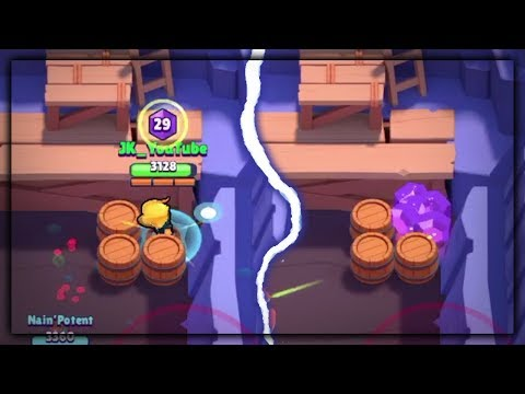 Crow Stuck! Gems Stuck Glitch! Gem Grab Glitch :: Brawl Stars Gameplay