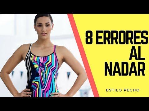 🔴🤦♀️ 8 Errores que nunca debes cometer al nadar estilo Braza