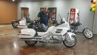 7. 2004 Honda Goldwing -Used Motorcycle For Sale