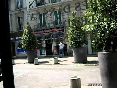 A Stuffed Artichoke, Divorce, And So On Around Paris, France