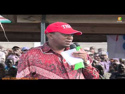 kenyacitizentv - 30 MPs allied to The National Alliance(TNA) have insisted that UDF's Musalia Mudavadi has no option but to face Uhuru Kenyatta through a delegates system, in...